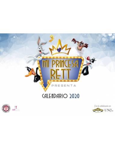 Calendario Rett 2020