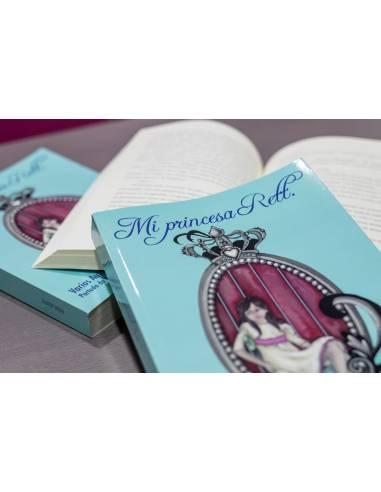 Libro Princesa Rett